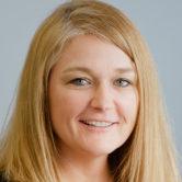 A headshot of Keri Goddard