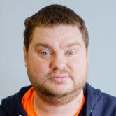 A headshot of Ryan Courtney
