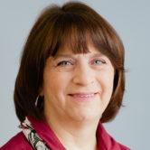 A headshot of Sue Habib